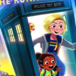 doctor who the runaway tardis cover 150x150 The Doctor makes a new friend in exclusive reveal of Quirk Books Doctor Who: The Runaway TARDIS