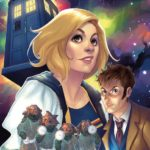 STL172763 150x150 DOCTOR WHO COMICS #3 CVR A HETRICK (NOV201557)